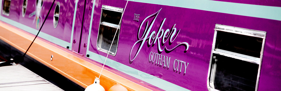 Hollywood Barges - The Joker Boat hotel ship