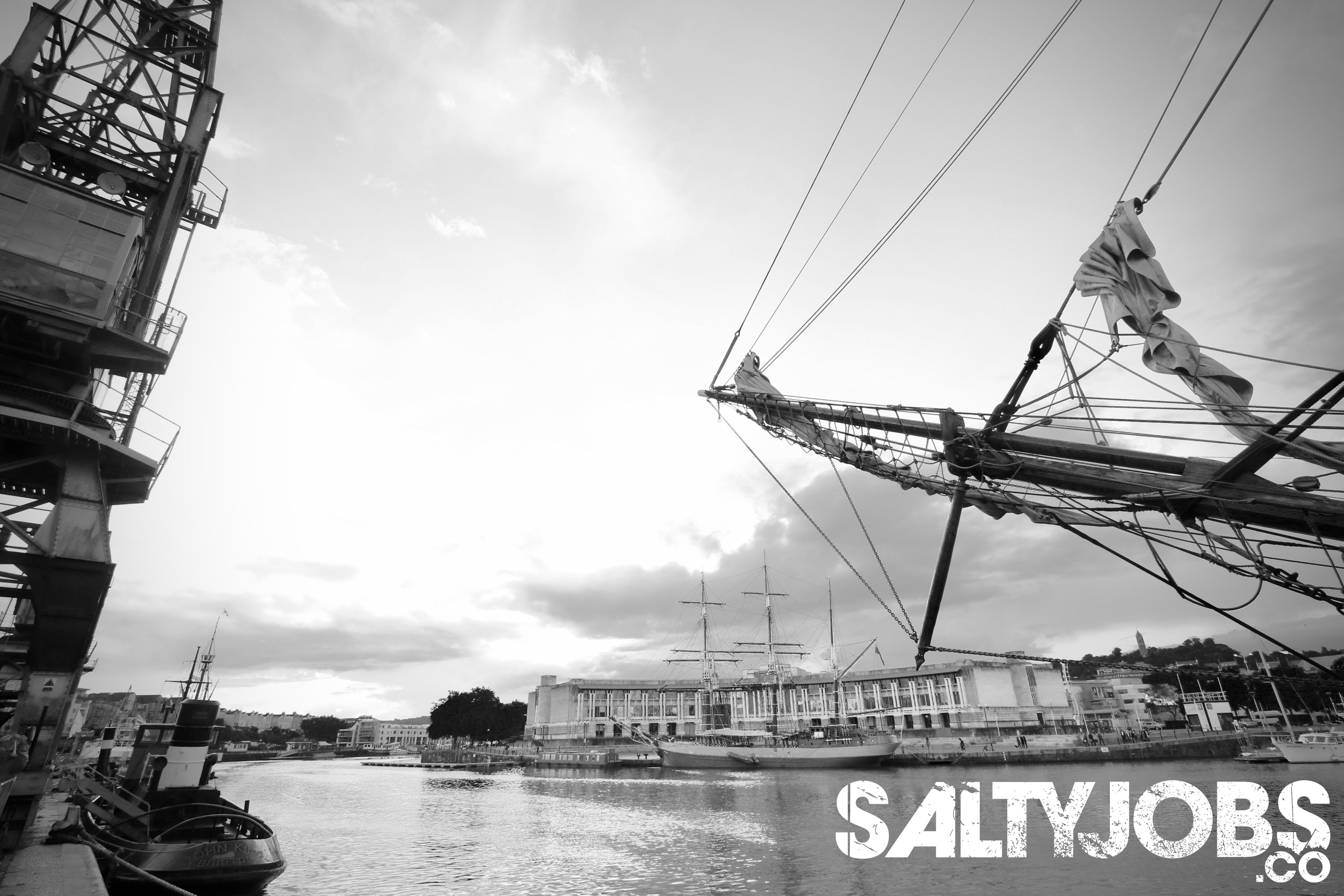 SaltyJobs - Bristol Harbour