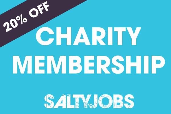 SaltyJobs-Charity Membership